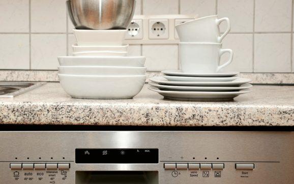 Hvorfor kjøpe integrert oppvaskmaskin?
