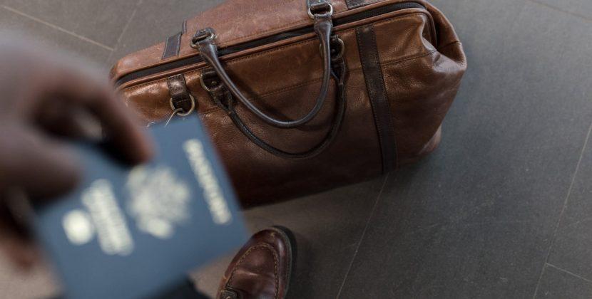 Reis med bare håndbagasje